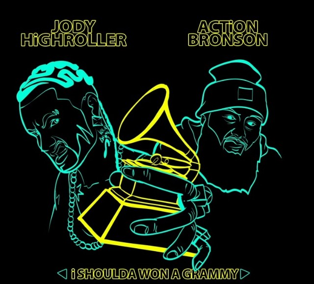 "Riff Raff & Action Bronson - ""I Shoulda Won A Grammy"""