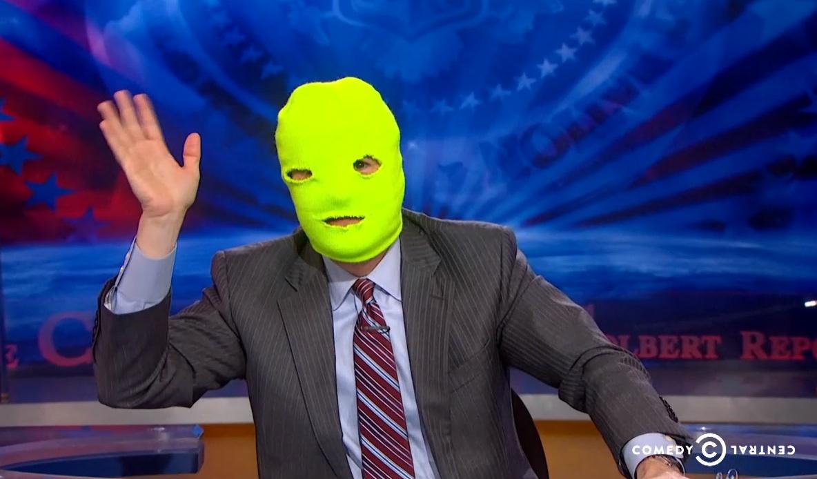 Watch Pussy Riot On <em>Colbert</em>