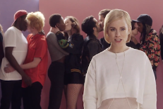 """Annie - """"Russian Kiss"""" Video"""