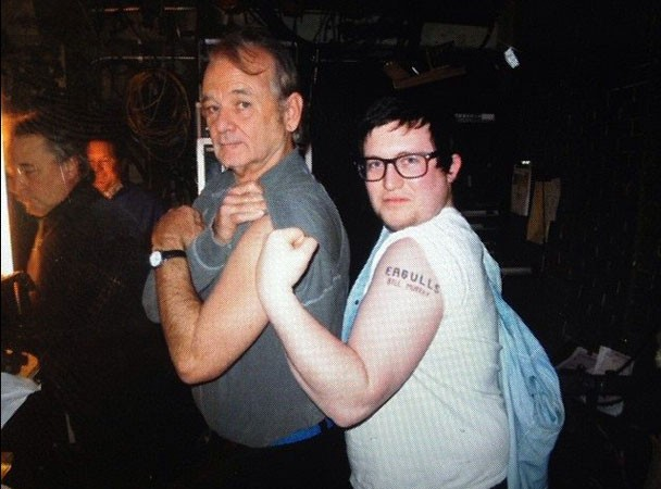 Eagulls & Bill Murray