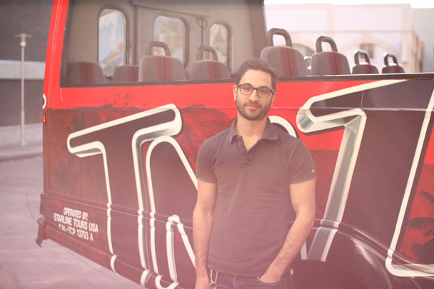 The One Where I Took The TMZ Tour Of Hollywood