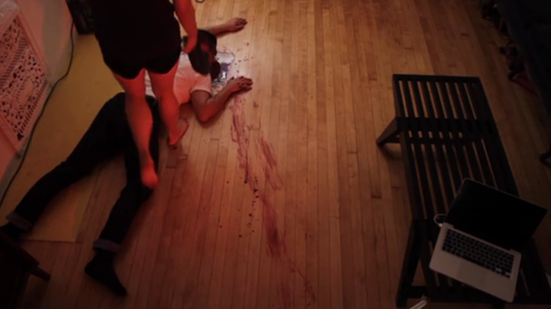 "Xiu Xiu – ""Stupid In The Dark"" Video (Stereogum Premiere)"