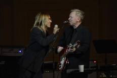 Iggy Pop & Bernard Sumner 2014 Tibet House Benefit Concert