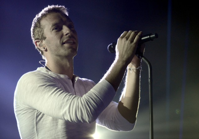 Coldplay @ iTunes Festival At SXSW 2014