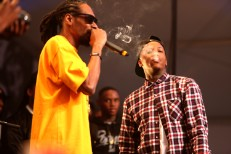 Snoop Dogg & YG @ FADER Fort '14 at SXSW
