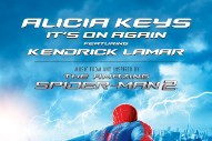"Alicia Keys – ""It's On Again"" (Feat. Kendrick Lamar) (Prod. Pharrell)"