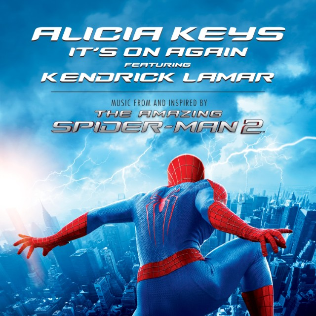 "Alicia Keys - ""It's On Again"""