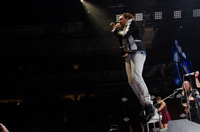 Arcade Fire in Philly by Eric Tsurumoto