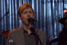 Beck on Fallon