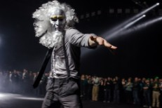 Here's How Fans Dressed Up For Arcade Fire In Philadelphia