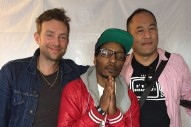 More Damon Albarn At SXSW: Stream His Acoustic Radio Session And Watch Him Perform With De La Soul, Del The Funkee Homosapien, Dan The Automator, And Snoop Dogg