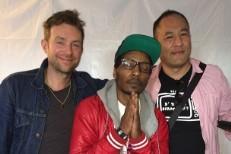 Damon Albarn, Del The Funky Homosapien & Dan The Automator at SXSW