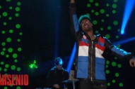Watch Danny Brown Play <em>Arsenio</em>