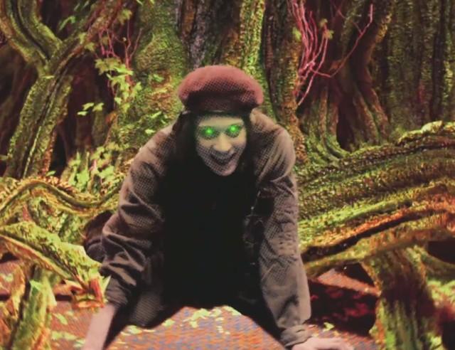 Fiona Apple on H-Man