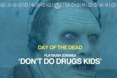 "Flatbush Zombies – ""Don't Do Drugs Kids"""