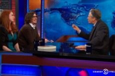 Gibby Haynes on The Daily Show