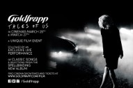 "Goldfrapp – ""Thea (Blood Diamonds Remix)"" (Stereogum Premiere)"
