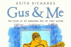 Keith Richards Is Writing A Children's Book