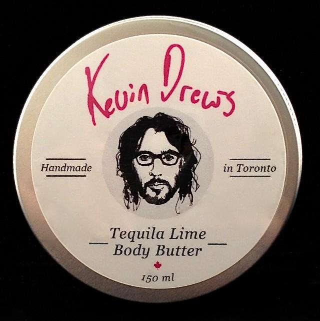 Kevin Drew body butter