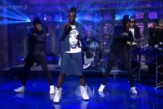 Watch Le1f Play <em>Letterman</em>