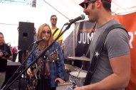 Watch Diarrhea Planet & Melissa Etheridge Cover Tom Petty At SXSW