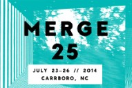 Neutral Milk Hotel, Destroyer, Lambchop Playing Merge 25 Festival