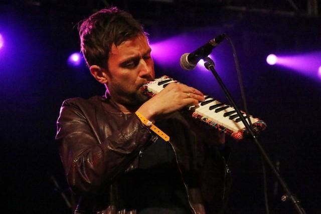 Damon Albarn @ NPR Showcase At Stubbs, SXSW 2014