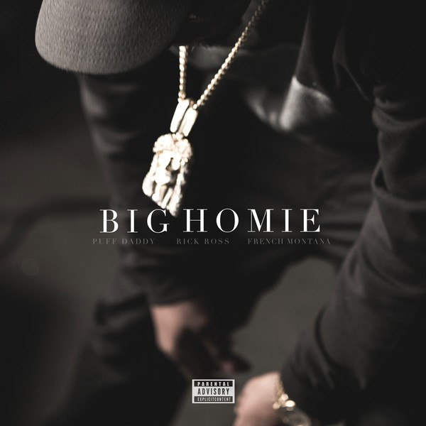 "Puff Daddy - ""Big Homie"""