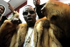 "Puff Daddy - ""Big Homie"" video"