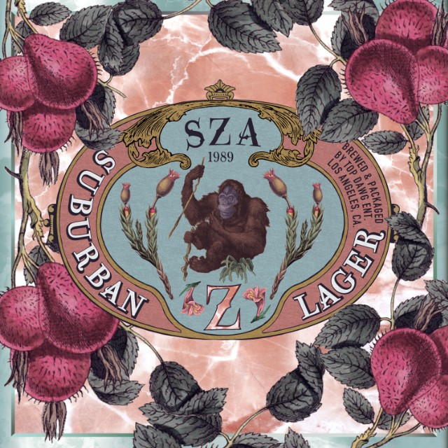 "SZA - ""Childs Play"""