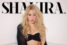 Shakira album cover
