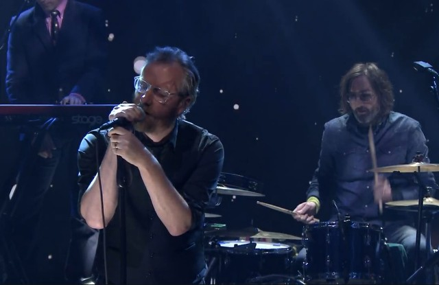 The National on The Tonight Show