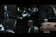 "These New Puritans – ""Island Song"" Live Video"