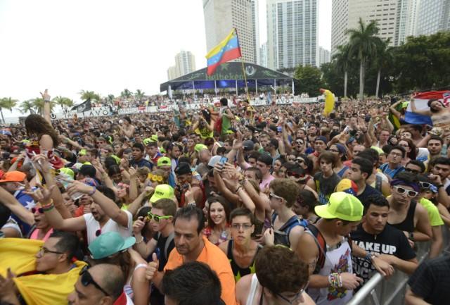 Ultra Music Festival (Tim Mosenfelder, via Getty)