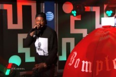 Watch YG Play <em>Kimmel</em> With Jeezy &#038; DJ Mustard