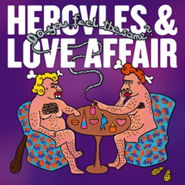 Hercules And The Love Affair