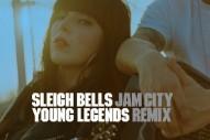 """Sleigh Bells – """"Young Legends (Jam City Mix)"""""""