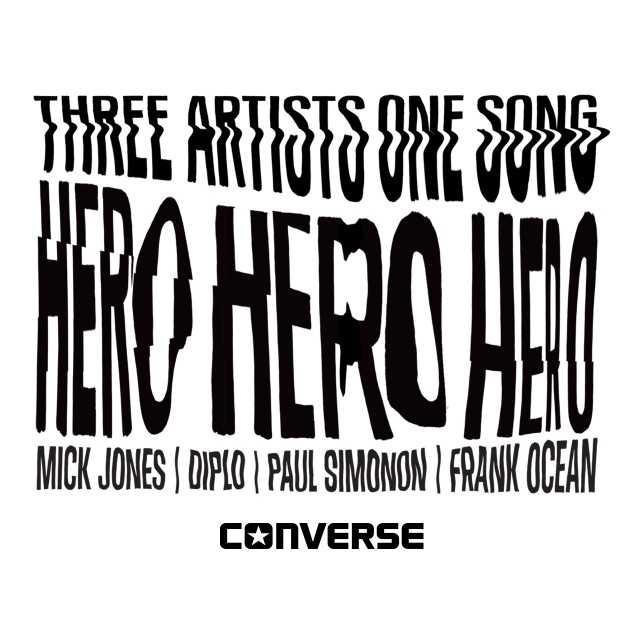 Three Artists One Song: Diplo, The Clash, Frank Ocean