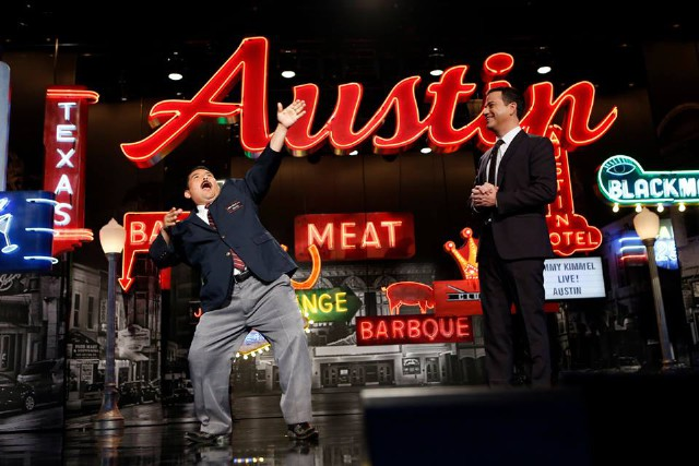 Jimmy Kimmel At SXSW