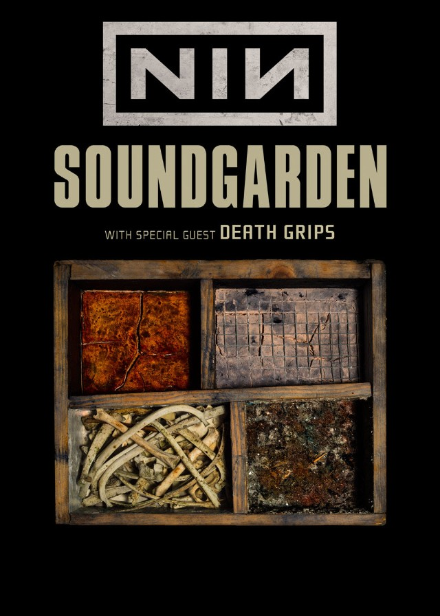 Nine Inch Nails & Soundgarden Announce Summer Tour With Death Grips ...