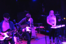 Watch The Pains Of Being Pure At Heart Debut New Songs At Baltimore Popfest