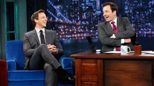 Late Night With Seth Meyers Gets Less Musical