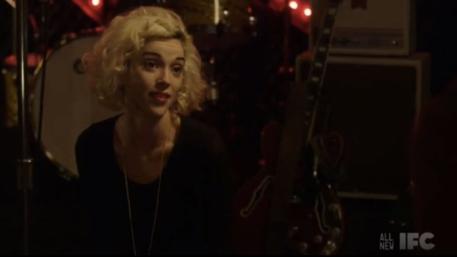 St. Vincent On Portlandia