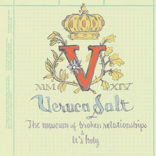 Veruca Salt - Record Store Day EP