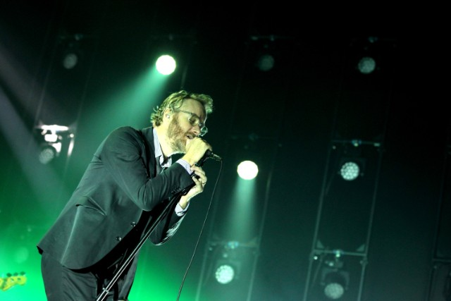 The National Perform At The Heineken Music Hall, Amsterdam
