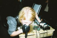 "Pharmakon – ""Bang Bang (My Baby Shot Me Down)"" (Nancy Sinatra Cover)"