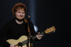 The Week In Pop: What Is Ed Sheeran Thinking?