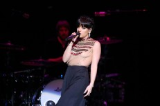 Lily Allen @ City Rocks At the Royal Albert Hall