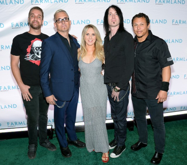 Everclear & Liz Phair @ Farmland Premiere