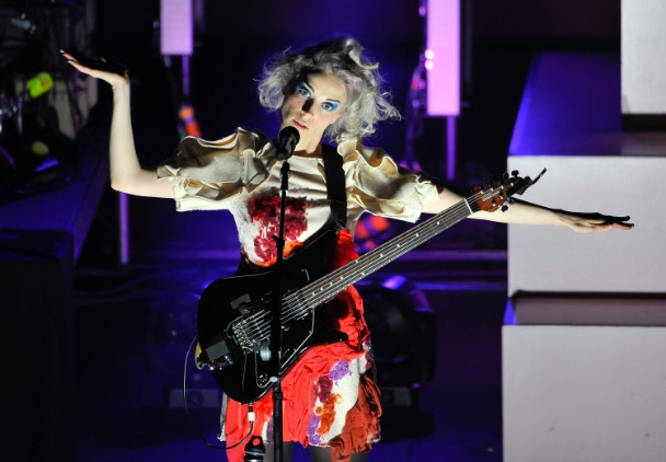 St. Vincent Playing <em>SNL</em> Season Finale With Host Andy Samberg